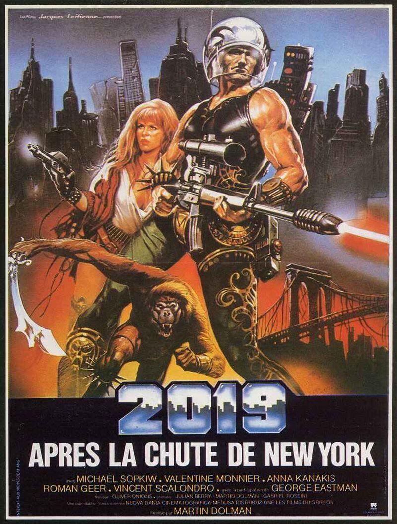 2019 APRES LA CHUTE DE NEW YORK